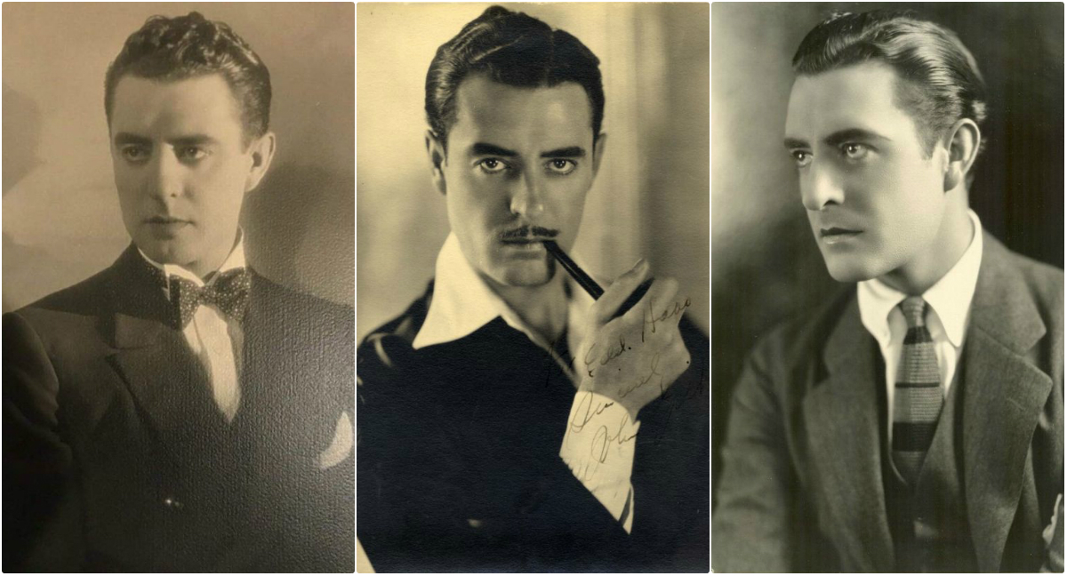 Actor John Gilbert History and Appreciation