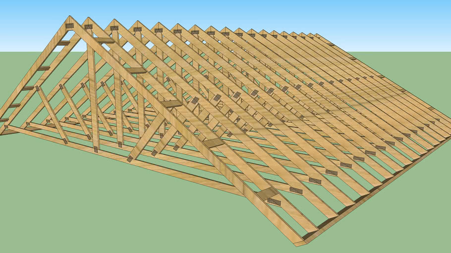 Price Roof Trusses
